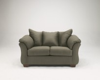 Darcy Sage Loveseat Available Online in Dallas Fort Worth Texas