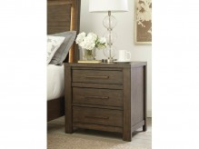 Ashley Camilone Dark Gray Night Stand Available Online in Dallas Fort Worth Texas