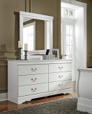 Ashley Anarasia White Bedroom M... Available Online in Dallas Fort Worth Texas