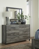 Cazenfeld Black and Grey Mirror Available Online in Dallas Fort Worth Texas