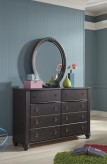 Ashley Corilyn Dark Brown Bedroom Mirror Available Online in Dallas Fort Worth Texas