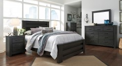 Ashley Brinxton 5pc King Poster Bedroom Group Available Online in Dallas Fort Worth Texas