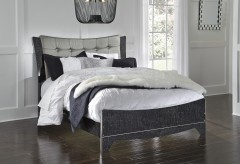 Ashley Amrothi Queen Upholstered Panel Bed Available Online in Dallas Fort Worth Texas