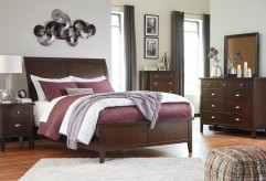 Ashley Evanburg 5pc King Sleigh Bedroom Group Available Online in Dallas Fort Worth Texas