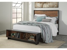 Ashley Stavani Queen Storage Bed Available Online in Dallas Fort Worth Texas