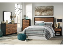 Ashley Stavani 5pc Queen Panel Bedroom Group Available Online in Dallas Fort Worth Texas