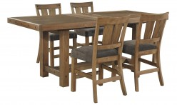 Ashley Tamilo 5pc Counter Height Dining Set Available Online in Dallas Fort Worth Texas