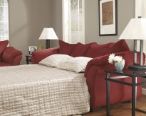 Ashley Darcy Salsa Full Sofa Sleeper Available Online in Dallas Fort Worth Texas