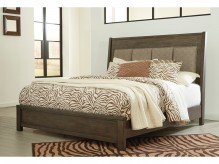 Ashley Camilone King Upholstered Panel Bed Available Online in Dallas Fort Worth Texas