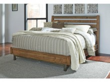 Ashley Dondie Cal King Sleigh Bed Available Online in Dallas Fort Worth Texas