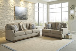 Ashley Hillsway 2pc Sofa & Loveseat Set Available Online in Dallas Fort Worth Texas