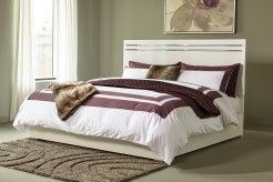 Ashley Brillaney King Panel Bed Available Online in Dallas Fort Worth Texas
