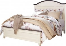 Ashley Woodanville Queen Panel Bed Available Online in Dallas Fort Worth Texas