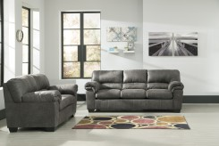 Bladen 2pc Slate Sofa & Loveseat Set Available Online in Dallas Fort Worth Texas
