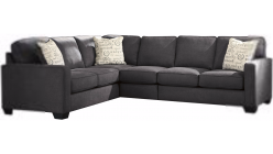 Alenya 3pc Left Arm Facing Sofa Sectional Available Online in Dallas Fort Worth Texas
