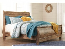 Ashley Blaneville Queen Sleigh Bed Available Online in Dallas Fort Worth Texas