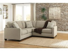 Alenya 2pc Left Arm Facing Sofa & Loveseat Set Available Online in Dallas Fort Worth Texas