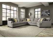 Cresson 5pc Right Arm Facing Cuddler Sectional Available Online in Dallas Fort Worth Texas