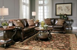 Ashley Vanceton 2pc Sofa & Loveseat Set Available Online in Dallas Fort Worth Texas