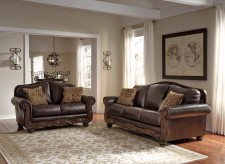 Ashley Mellwood 2pc Sofa & Loveseat Set Available Online in Dallas Fort Worth Texas