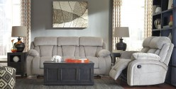 Ashley Stricklin 2pc Pebble Sofa & Loveseat Set Available Online in Dallas Fort Worth Texas