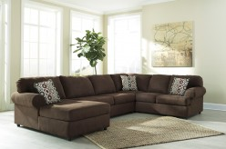 Ashley Jayceon 3pc Brown Left A... Available Online in Dallas Fort Worth Texas