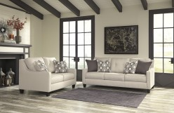 Ashley Guillerno 2pc Sofa & Loveseat Set Available Online in Dallas Fort Worth Texas