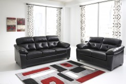 Ashley Bastrop Durablend 2pc Sofa & Loveseat Set Available Online in Dallas Fort Worth Texas