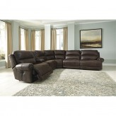 Ashley Luttrell 6pc Reclining S... Available Online in Dallas Fort Worth Texas