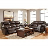 Ashley Branton 2pc Reclining Sofa & Loveseat Set Available Online in Dallas Fort Worth Texas