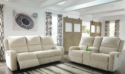 Ashley Krismen Living Sand 2pc Sofa & Loveseat Set Available Online in Dallas Fort Worth Texas
