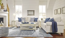 Ashley Adderbury 2pc Sofa & Loveseat Set Available Online in Dallas Fort Worth Texas