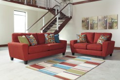 Ashley Sagen Sienna 2pc Sofa & Loveseat Set Available Online in Dallas Fort Worth Texas