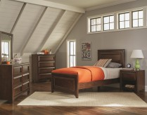 Greenough 5pc Twin Bedroom Group Available Online in Dallas Fort Worth Texas