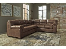 Bladen 3pc Coffee Right Arm Facing Sofa Sectional Available Online in Dallas Fort Worth Texas