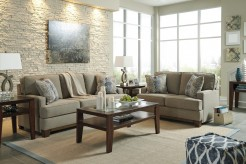 Ashley Deagan 3pc Dark Brown Coffee Table Set Available Online in Dallas Fort Worth Texas