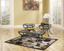 Ashley Antigo 3pc Coffee Table Set Available Online in Dallas Fort Worth Texas
