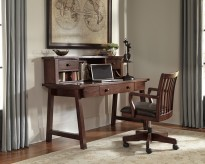 Wassner Brown 3pc Office Suite Available Online in Dallas Fort Worth Texas