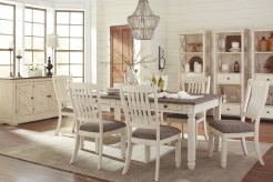Ashley Bolanburg 7pc Dining Room Set Available Online in Dallas Fort Worth Texas