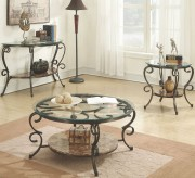 Coaster Gertrude 3pc Coffee Table Set Available Online in Dallas Fort Worth Texas