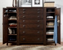Coaster Lanchester Chest With Wardrobe Cabinet Available Online in Dallas Fort Worth Texas