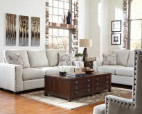 Coaster Rosanna 2pc Natural Sofa & Loveseat Set Available Online in Dallas Fort Worth Texas
