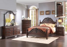 Homelegance Mont Belvieu 5pc Queen Bedroom Group Available Online in Dallas Fort Worth Texas