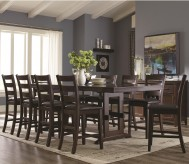 Coaster Holbrook 11pc Counter Height Dining Tab Sets Available Online in Dallas Fort Worth Texas