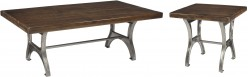 Ashley Dresbane 3pc Warm Brown Coffee Table Set Available Online in Dallas Fort Worth Texas