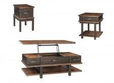 Ashley Stanah 3pc Coffee Table ... Available Online in Dallas Fort Worth Texas