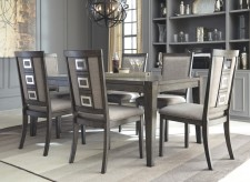 Ashley Chadoni 7pc Dining Room Set Available Online in Dallas Fort Worth Texas