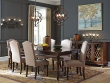 Ashley Baxenburg 7pc Dining Table Set Available Online in Dallas Fort Worth Texas