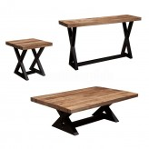 Ashley Wesling 3pc Coffee Table... Available Online in Dallas Fort Worth Texas