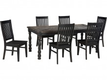 Ashley Clayco Bay 7pc Dining Table Set Available Online in Dallas Fort Worth Texas